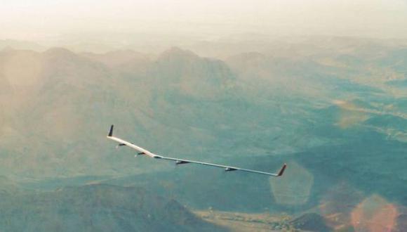 MWC 2017: Facebook decide hacer pruebas con dron Aquila