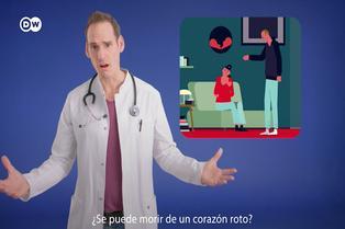 Salud: ¿Qué es el 'Síndrome del corazón roto' y cómo evitarlo?