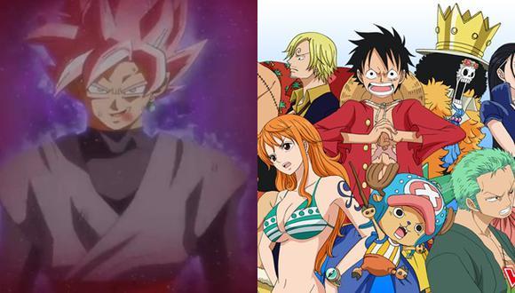 """Dragon Ball Super"" igualó en ráting a ""One Piece"""