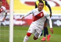 Perú venció 2-1 a Ecuador y revive en las Eliminatorias Qatar 2022