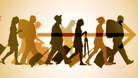 Cada año se realizan mas de 45 millones de viajes por turismo interno, de acuerdo al Mincetur.