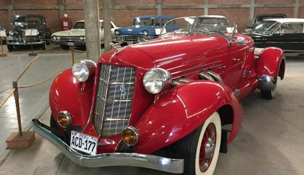 Museo del Automóvil Nicolini. Más de 130 vehículos clásicos forman parte de la colección de Jorge Nicolini. Su museo está abierto al público todos los días de la semana. La dirección exacta es Av. La Molina cuadra 37. Urb. Sol de La Molina. (Foto: Difusión)