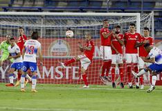U. Católica venció a Internacional y clasificó a la Copa Sudamericana