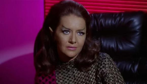 """Joanne Linville, recordada actriz de """"Star Trek"""", falleció a los 93 años. (Foto: NBC)"""