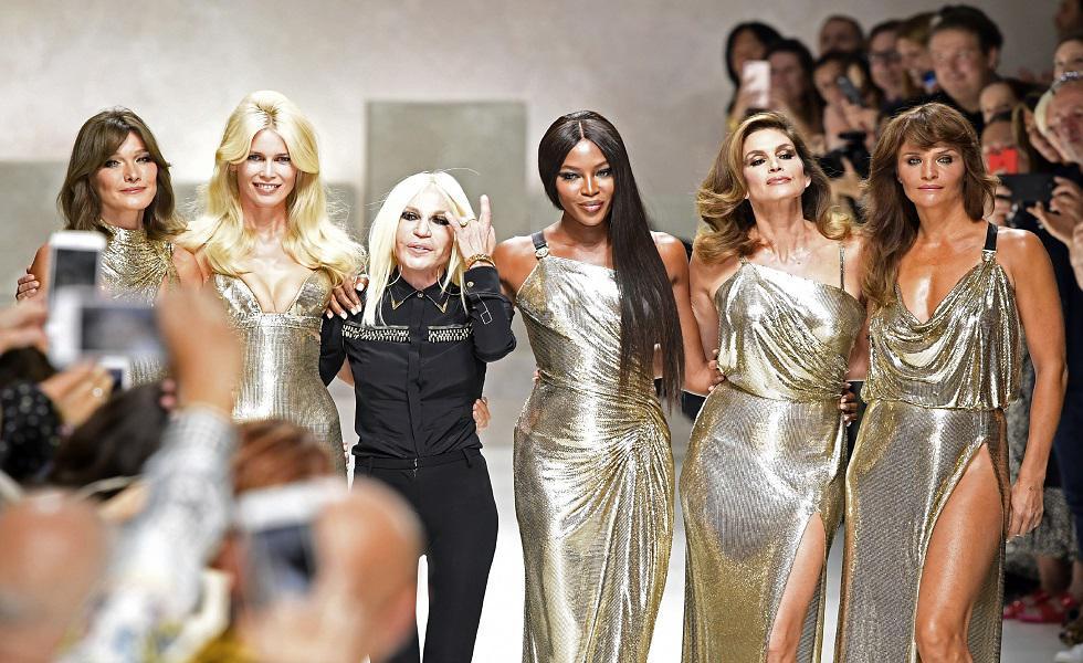 Aquí te enseñaremos quienes fueron las modelos más influyentes y más top de los 90´s. Recorre la galería y conoce más detalles. (Foto: AFP)