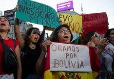 Crisis en Bolivia: el antes y después de la renuncia de Evo Morales [Cronología]