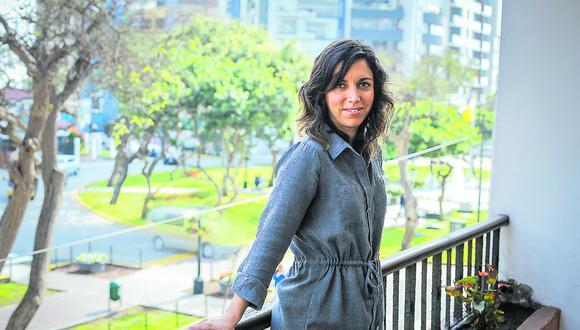 Patricia Romero  [Foto: Hugo Peréz]