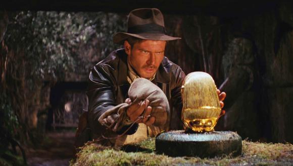 """""""Indiana Jones y los cazadores del arca perdida"""" se estrenó el 12 de junio de 1981, hace 40 años. (Foto: Difusión)"""