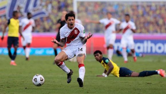 ¿Por qué Gianluca Lapadula no estuvo en el XI ideal de la Copa América? Pelusso explicó el motivo. (Foto: AFP)