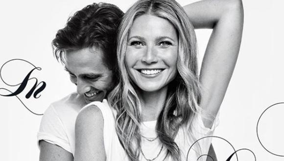 "Gwyneth Paltrow confirma que se casará con co creador d ""Glee"""
