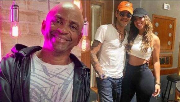 """Sergio George descarta dúo de Yahaira Plasencia y Marc Anthony: """"Él no hace 'featurings' con nadie. Hizo 'featurings' con Yankee. En salsa, con nadie"""", afirmó. (Foto: Instagram)"""