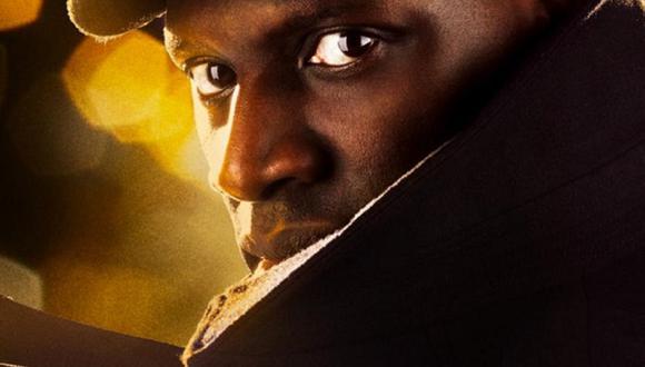 """Omar Sy es el encargado de interpretar a Assane Diop, el protagonista de """"Lupin"""" (Foto: Netflix)"""