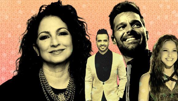 Canciones de Ricardo Arjona, Juan Gabriel y Daddy Yankee figuran en la lista de las 50 mejores canciones latinas de la historia. (Foto: @Billboard)