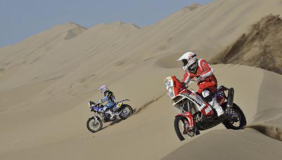 El Dakar 2015 no pasará por el Perú