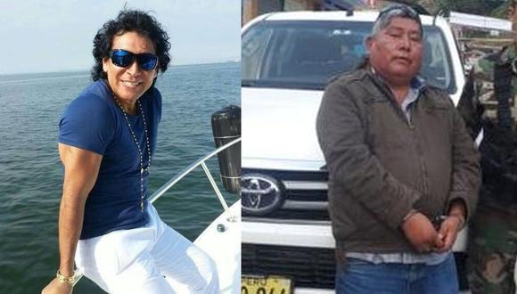'Peter Ferrari' (izquierda) y 'Jarachupa' (derecha) fueron vinculados a los delitos de narcotráfico y lavado de activos.