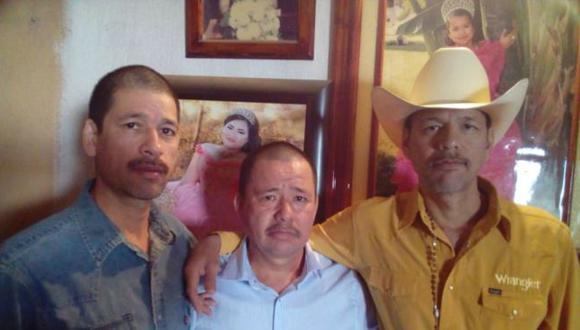 Los hermanos González Villarreal se libraron de una sentencia de muerte por ahorcamiento. (Foto: Juan Jacobo De la Cruz)