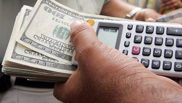 Tipo de cambio subió a S/.3,152 ante avance global del dólar