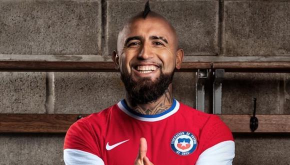 En Chile han criticado arduamente la nueva camiseta de 'La Roja'