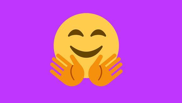 ¿Sabías que este emoji de WhatsApp no es un hombre enseñando las manos? Entérate de qué se trata realmente. (Foto: Emojipedia)