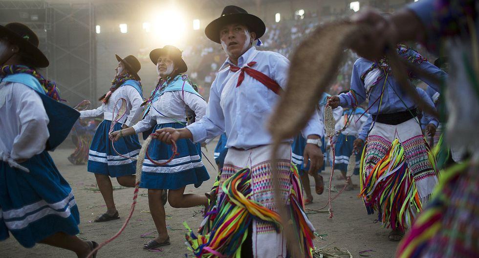 Festival de Ayacucho se trasladó a la Plaza de Acho [Fotos] - 7