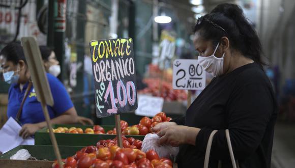 Hoy el Midagri ha registrado el ingreso de 4,782 toneladas de alimentos a los mercados mayoristas de la capital. (Foto: Britanie Arroyo / GEC)