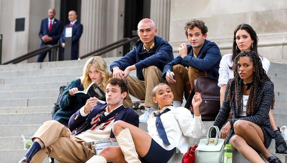 """Gossip Girl"" se emite cada jueves en HBO Max. Foto: HBO Max"