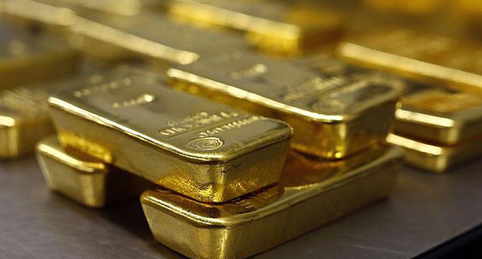 Los futuros del oro en Estados Unidos sumaban un 1.4% a US$ 1,574.50 la onza. (Foto: Reuters)