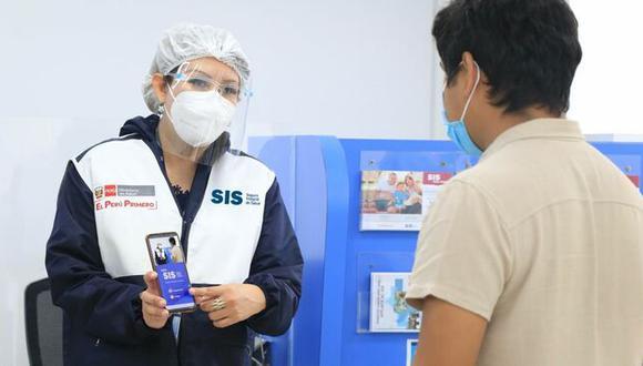 En caso de que no pueda acceder a un servicio del SIS, se le indicará el motivo. (Foto: Minsa)