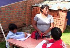 Junín: niños no reciben clases de 'Aprendo en casa' por falta de energía eléctrica