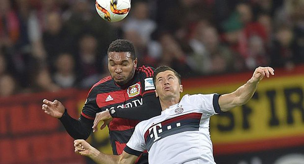 Bayern Múnich igualó 0-0 ante Bayer Leverkusen por Bundesliga