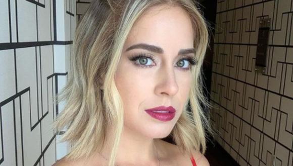La actriz de 31 años sorprendió con su video y recibió muchos mensajes de felicitaciones  (Foto: Carmen Aub / Instagram)
