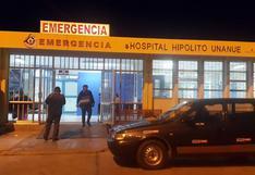 Tacna: trasladan a Lima a un bebe prematuro para que reciba atención médica