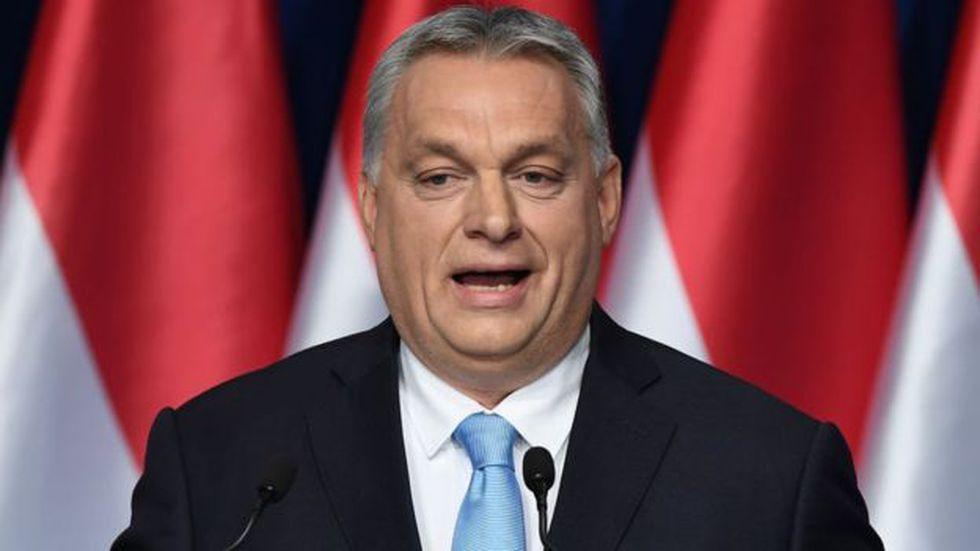Viktor Orban es conocido por su discurso contra los inmigrantes.
