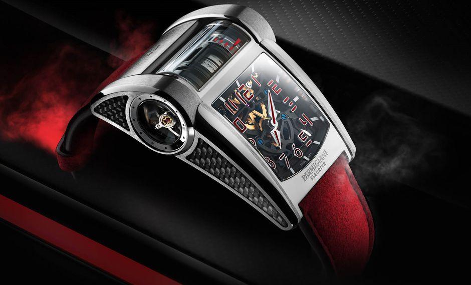Reloj Bugatti Chiron Sport