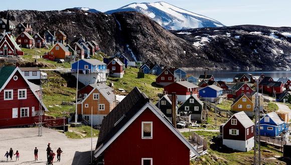 El presidente de Estados Unidos, Donald Trump, causó revuelo semanas atrás por su interés en comprar Groenlandia. (Foto: Reuters).
