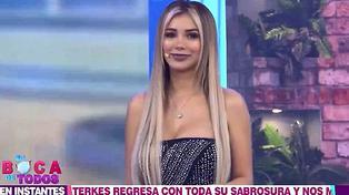 """Paula Manzanal sobre Sheyla Rojas: """"Me gustaría sacarla de Perú, un tiempo al menos"""""""
