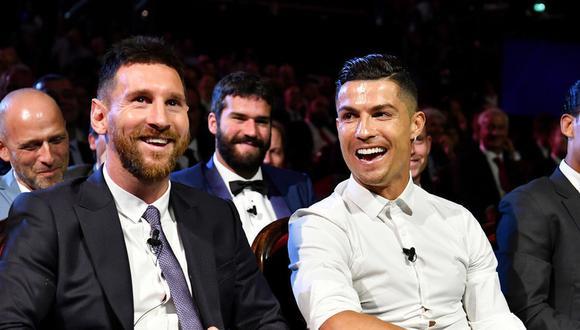Cristiano Ronaldo y Lionel Messi: el día que desearon jugar juntos, algo  que el PSG podría hacer realidad | Kylian Mbappé | Real Madrid | Juventus |  NCZD DTCC | DEPORTE-TOTAL | EL COMERCIO PERÚ