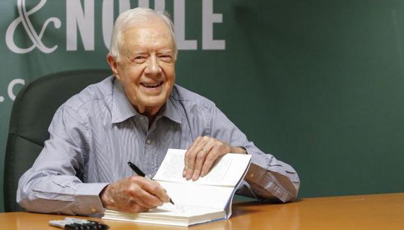 Jimmy Carter responde bien al tratamiento contra el cáncer