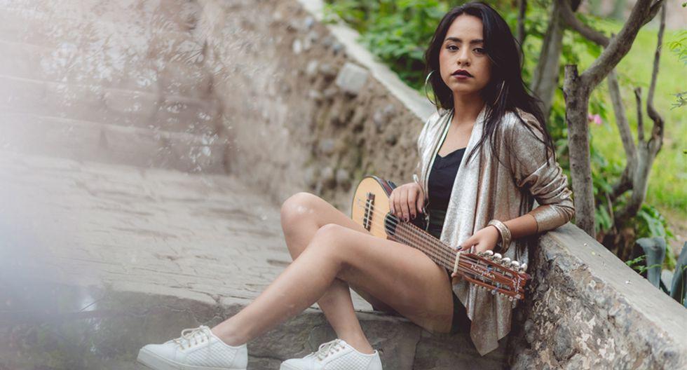Naysha dará un concierto en el auditorio del Icpna del centro de Lima, a propósito del aniversario de su segundo disco. (Foto: Difusión)