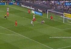 Alianza Lima vs. Sport Huancayo: Salomón Libman le ganó mano a mano a Adrián Balboa y evitó el 2-1 | VIDEO