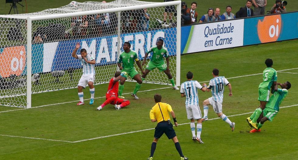 Nigeria vs. Argentina: así fue el golazo de Lionel Messi - 5