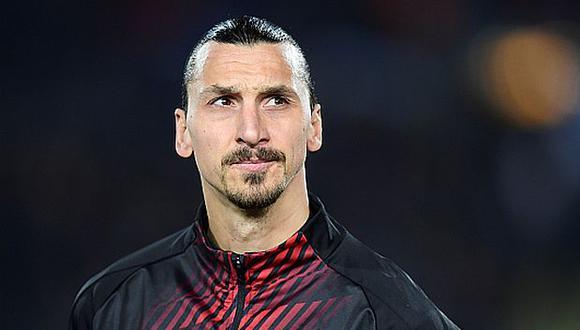 La estatua de Zlatan Ibrahimovic seguirá en Malmö, su ciudad natal | Foto: AFP