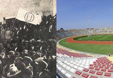 Universitario retorna a San Marcos: un canto de nostalgia de los cremas y la UNMSM