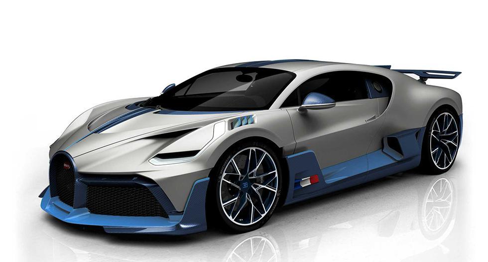 El 70% de los compradores del Bugatti Divo ya han personalizado a su gusto al costoso superdeportivo. (Fotos: Bugatti).