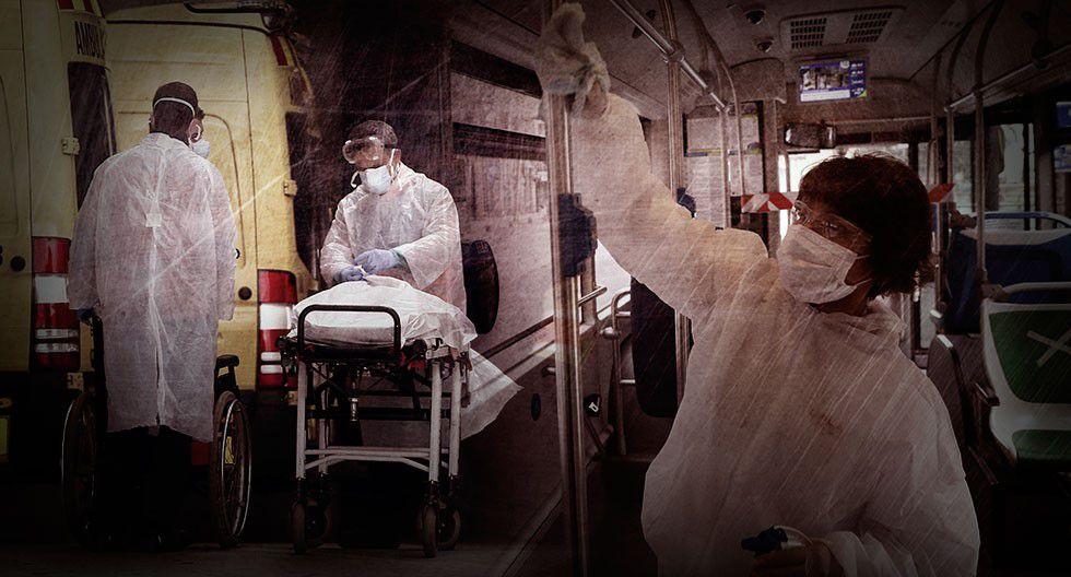 El COVID-19 se ha cobrado más de 30.000 víctimas en lo que va del año. Sigue EN VIVO los últimos datos sobre el avance del coronavirus en el mundo. (Foto: Archivo El Comercio)