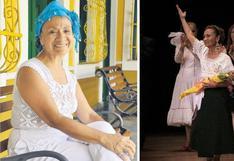 Milly Ahón Olguín: Ministerio de Cultura lamenta el fallecimiento de la bailarina