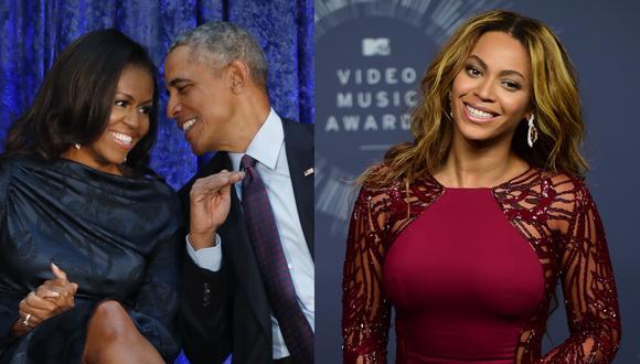 Barack Obama y su esposa, Michelle Obama, asistieron a recital de Beyoncé. (Fotos: Agencias)