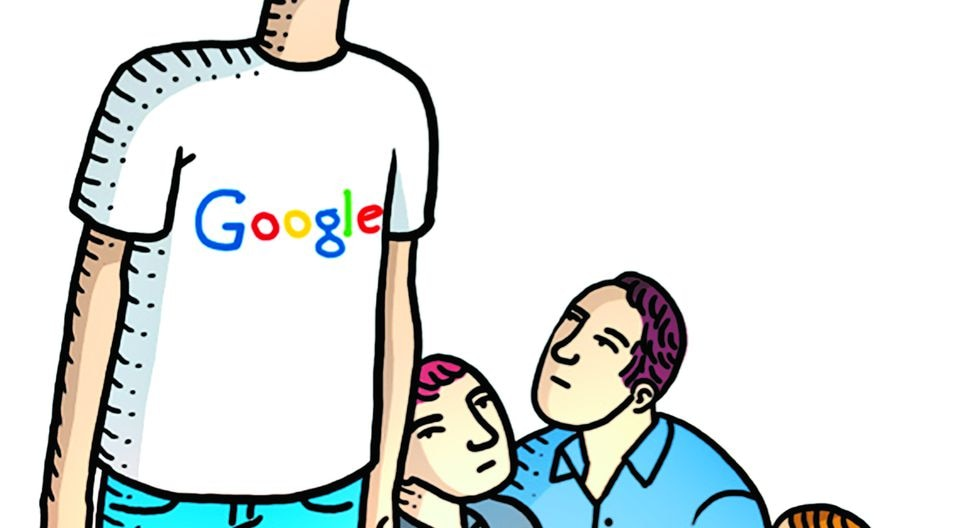 """""""El valor de una información se basa en el número de sitios que te dirigen hacia la misma: y, en consecuencia, en la velocidad con que quien la busque vaya a encontrarla""""."""