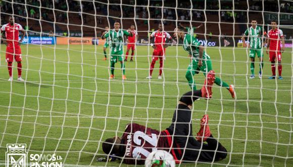 Atlético Nacional vs. Santa Fe EN VIVO ONLINE vía Win Sports: juegan por octavos de final de Copa Colombia | Foto: Atlético Nacional