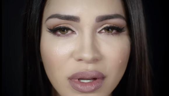 """Natti Natasha estrenó en YouTube la canción """"La mejor versión de mí"""", que habla sobre el amor propio. (Foto: YouTube)"""